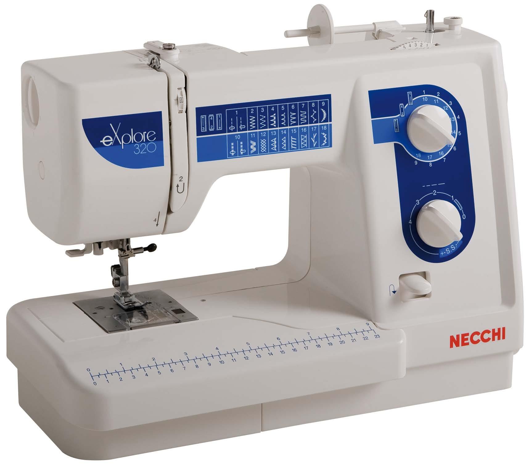 Ebay for Macchina cucire necchi