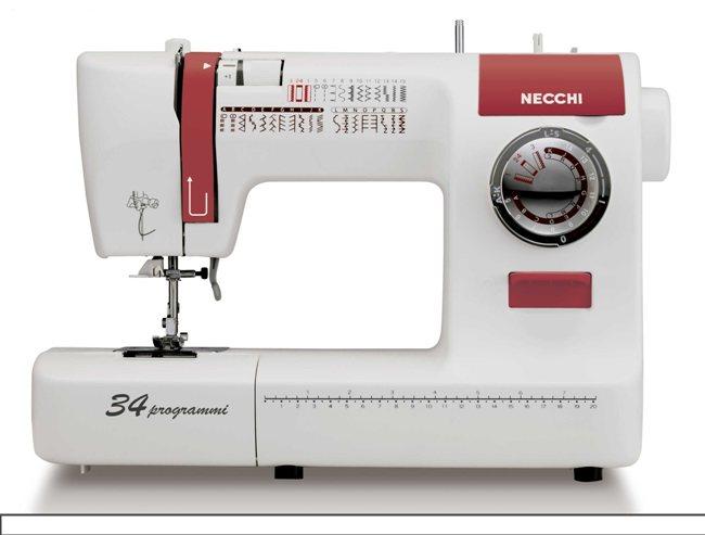 Macchine per cucire necchi nesp34 macchina da cucire ebay for Macchina cucire necchi