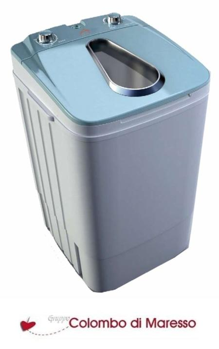 Mini lavatrice minilavatrice dcg ml5960 3 8 kg camper for Mini lavatrice