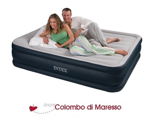 Materasso matrimoniale 67738 INTEX - Colombo di Maresso vendita macchine per cucire e accessori ...