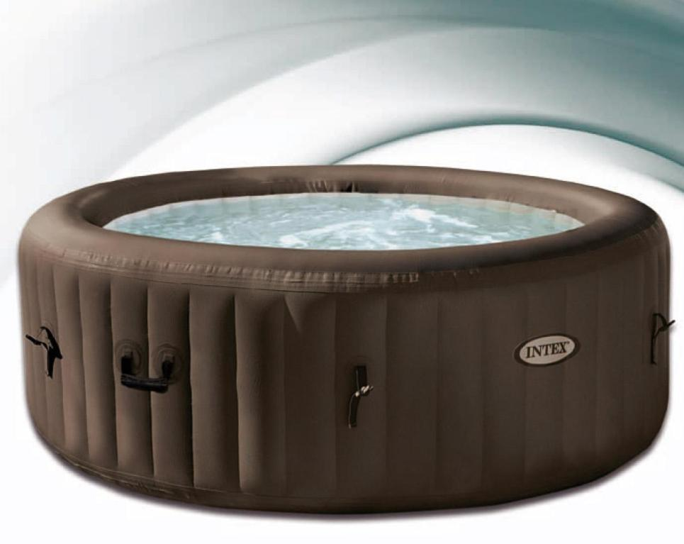 Piscina idromassaggio intex jet massage spa 28424 - Piscine intex usate ...