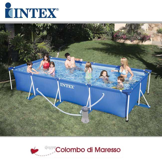 Colombo di maresso vendita macchine per cucire e accessori for Intex piscine catalogo