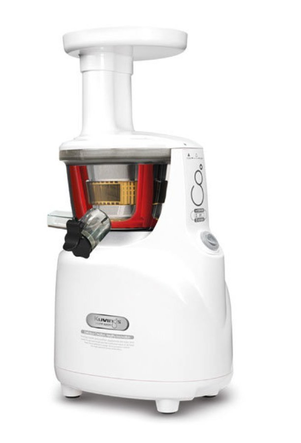 Kgv kuvings ns998 estrattore centrifuga freddo succo - Robot da cucina con estrattore di succo ...