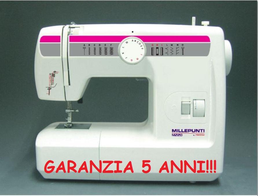 Macchina macchine da cucire millepunti necchi m220 jeans for Aghi macchina da cucire