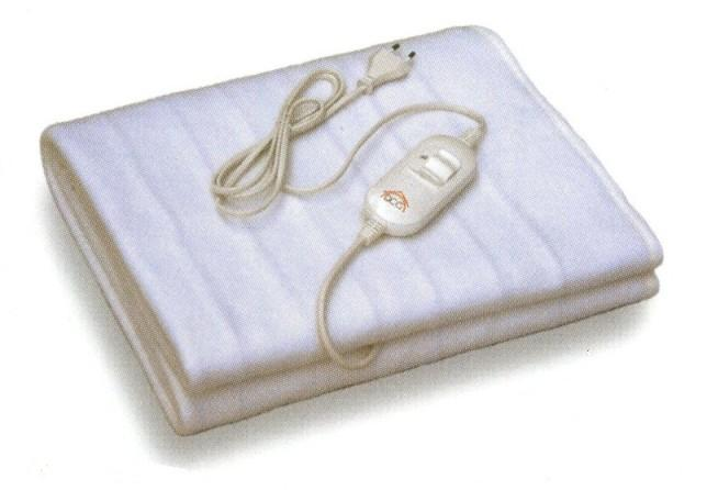 Coperta singola elettrica riscaldata scaldaletto se3143 for Piccoli piani di coperta