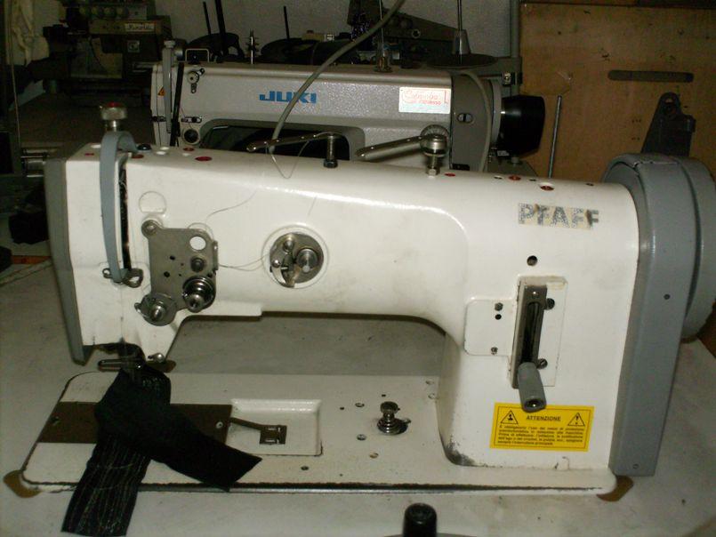 Macchine da cucire usate industriali modificare una for Macchine da cucire usate