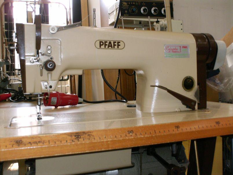 Pin usate macchina usata krone comprima v 150 xc for Macchine da cucire usate