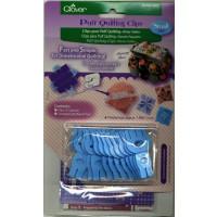 12 clips per puff quilting 4 cm Clover Art. 8400