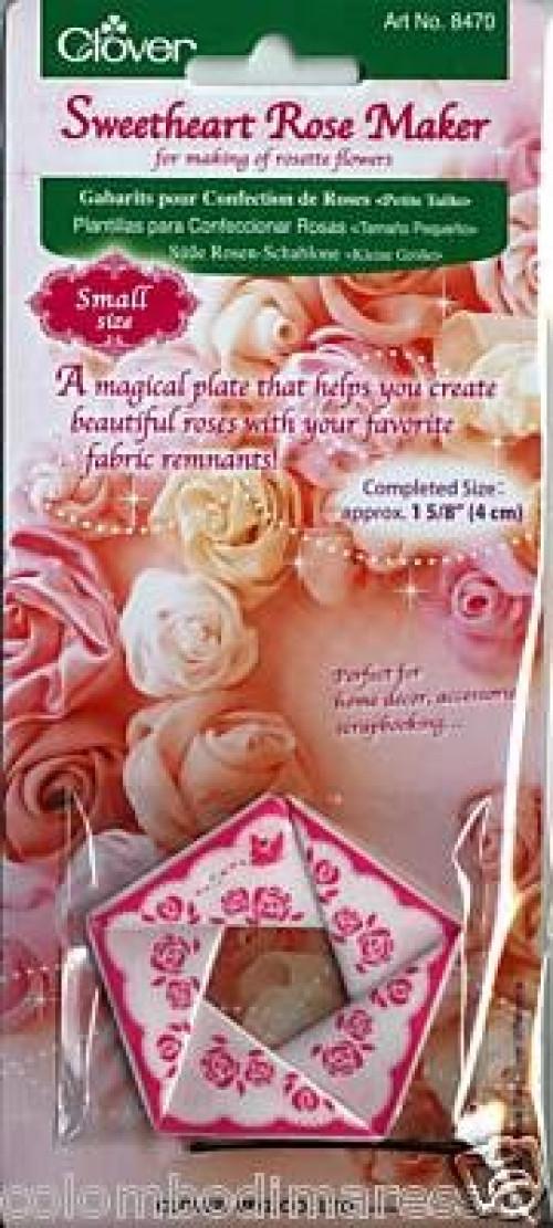 Apparecchio crea rose small Clover Art. 8470
