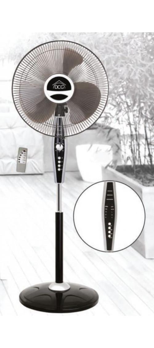 Ventilatore a piantana con telecomando e timer DCG VE1621TT