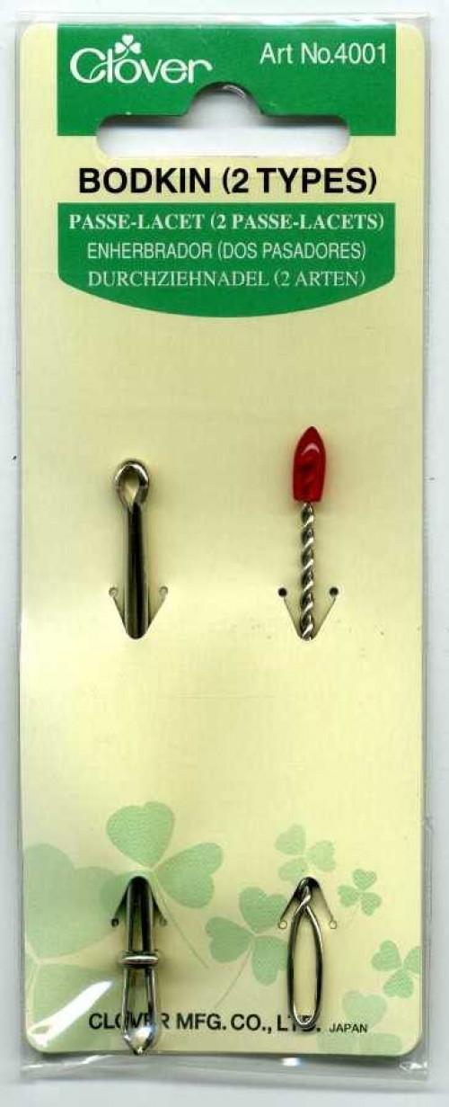 Infila elastico e passa nastrini Clover Art. 4001