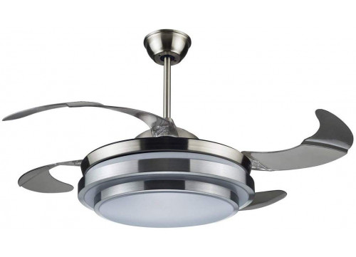 Ventilatore da soffitto con pale richiudibili DCG VECRD47TL
