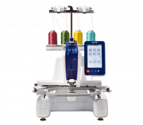 Macchina per ricamo Brother VR a braccio libero a singolo ago - Embroidery Machine