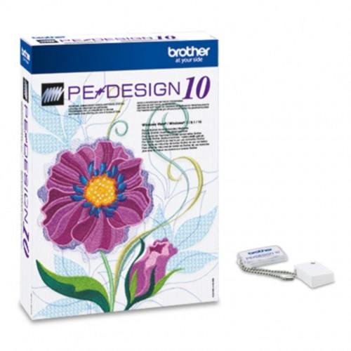 Software Da Ricamo Brother PE-Design V10