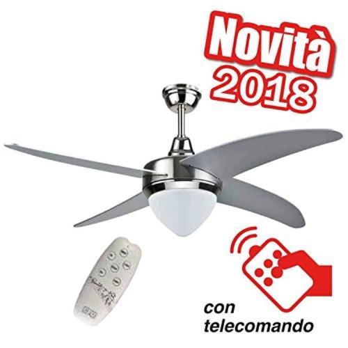 Ventilatore da soffitto CFG Cayo Largo EV053 con telecomando