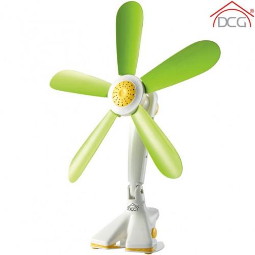 Mini ventilatore da tavolo/scrivania DCG VE1242