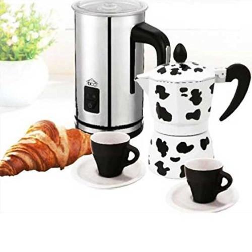 Set colazione DCG WK6299B bianco/nero