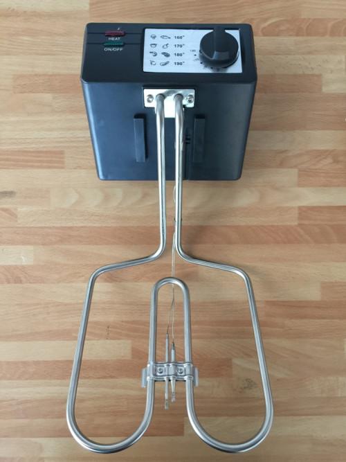 Gruppo resistenza per friggitrice RGV Fry Type 8 litri