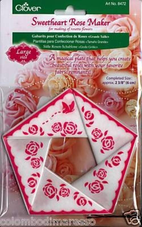 Apparecchio crea rose large Clover Art. 8472