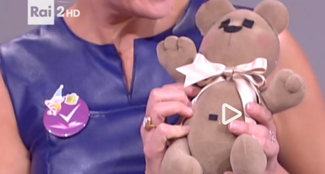 Un tenero orsetto